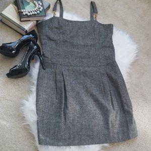 NWT Vertigo Paris Houndstooth Dress